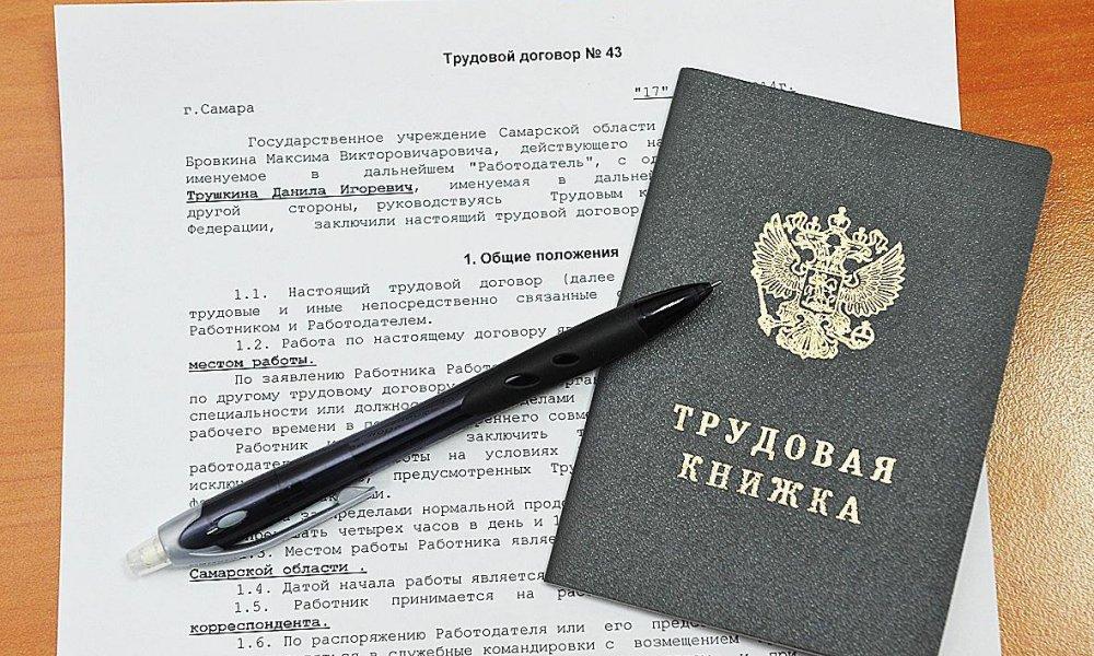 Трудовой Договор Статья 77