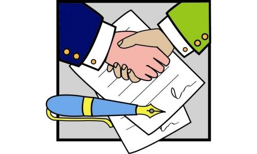Оформление гражданско-правового договора