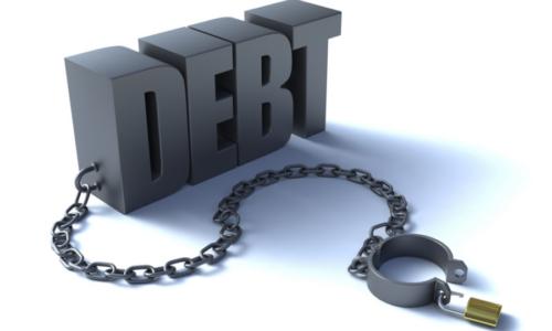 Появление задолженностей при неуплате налогов