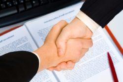 Договор при продаже товара