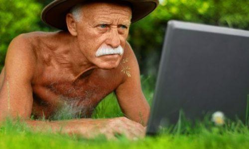 Индивидуальный предприниматель - пенсионер