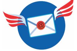 Возможность отправки документов почтой