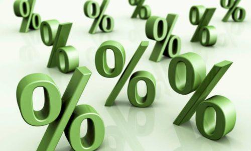 Начисление процентов при банковских операциях