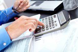 Расчет суммы налога при ликвидации