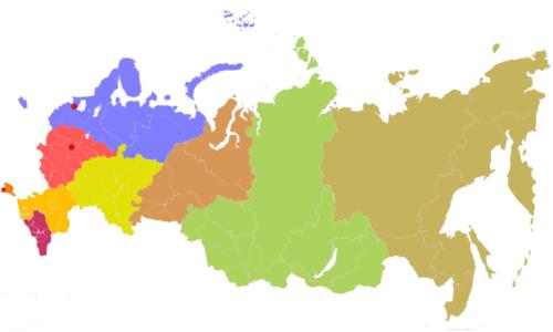 Регистрация и деятельность ИП в разных оюластях страны