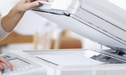 Оказание услуг ксерокопии