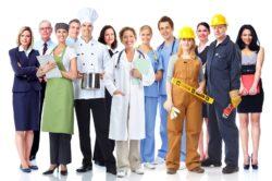 Популярность сферы услуг среди предпринимателей
