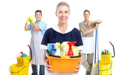 Деятельность по уборке помещений