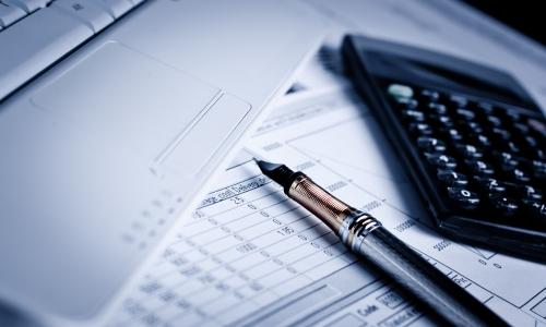 Заполнение таблицы по учету расходов