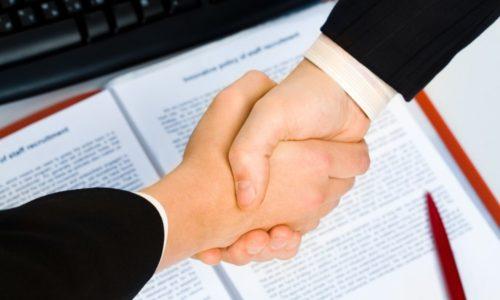 Заключение трудового договора с работником