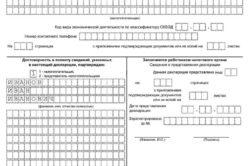 Заполнение декларации при ликвидации ИП на ЕНВД