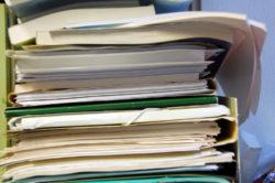 Предоставление всех документов для проверки