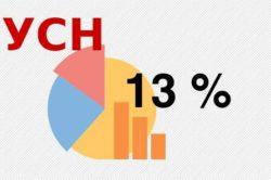 НДФЛ при УСН - 13 %