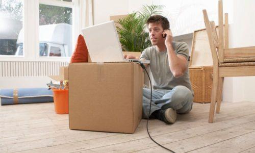 Смена места регистрации ИП при переезде