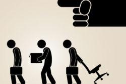 Снятие в ФСС при увольнении всех работников