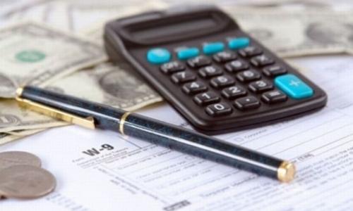 Налоговая задолженность