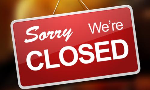 Закрытие магазина ИП