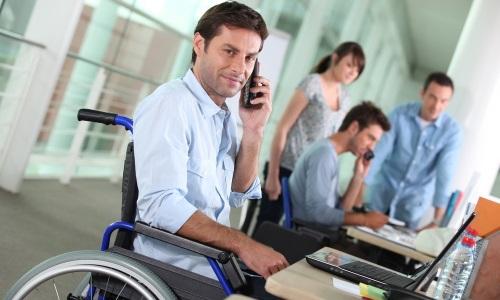 Инвалид открывает ИП