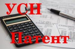 Налоговые каникулы при УСН и патенте