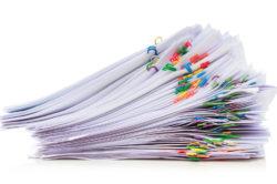 Пакет документов в ПФР