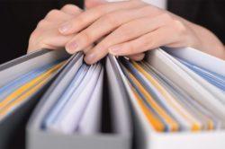 Документы для предоставления отчетности