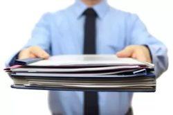Пакет документов для оформления доверенности