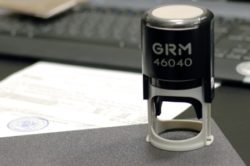 Печать для заверения записи в трудовой