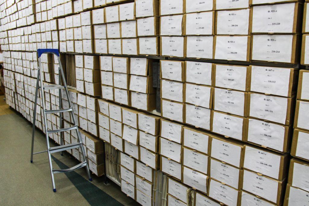 Хранение документов ип