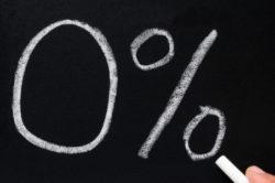 Нулевая ставка при налоговых каникулах