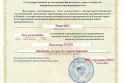 Восстановление регистрации ип программа для заполнение декларации 3 ндфл