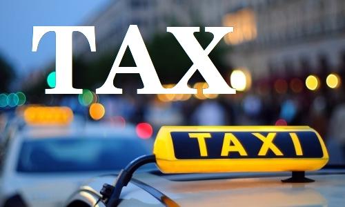 Налоги для таксистов