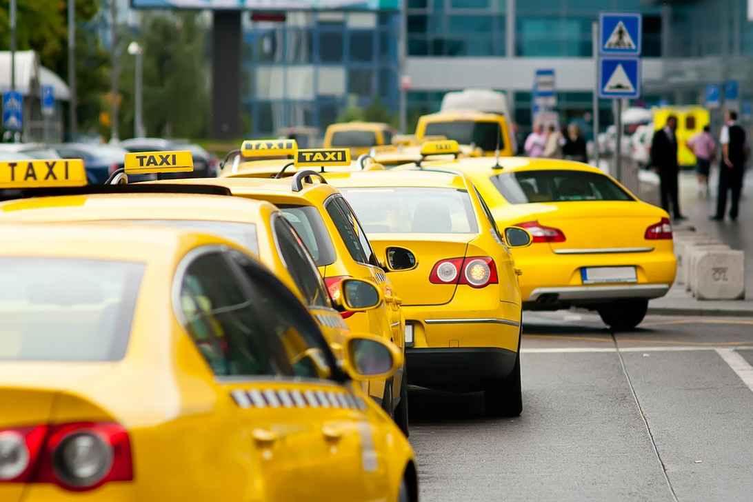 Такси режим налогообложения