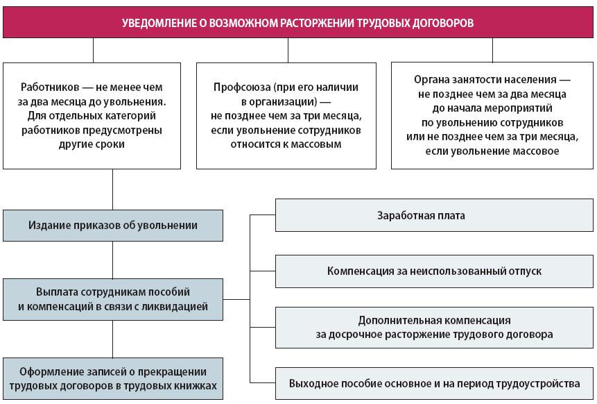 Схема ликвидации кредитной организации 239