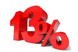 Налог 13 процентов при совершении продажи нежилого помещения