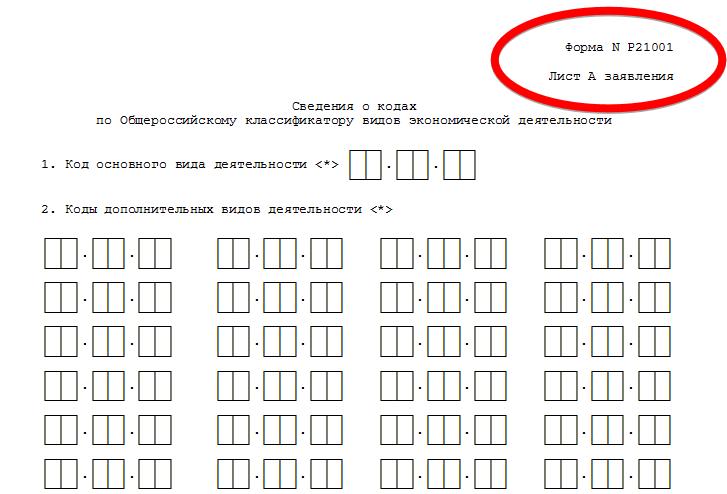 Сколько выбрать оквэд для регистрации ип регистрация ип в другом городе без прописки