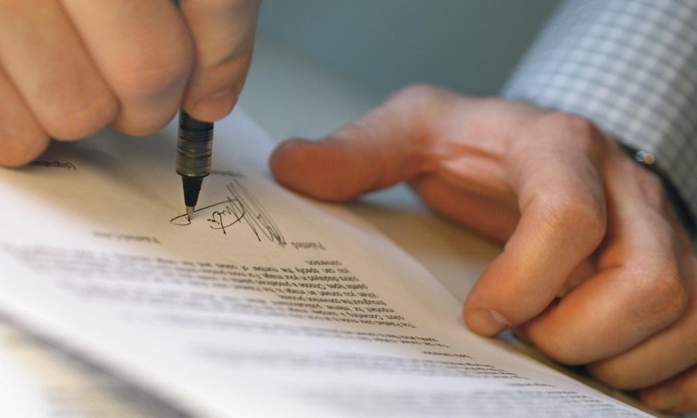Образец заполнения доверенности ип на право подписи первичных документов