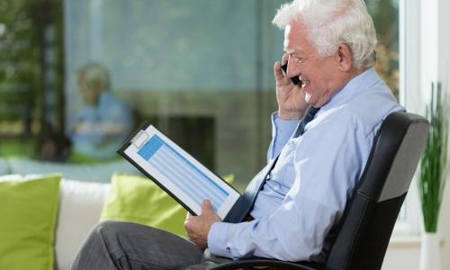 Предприниматель на пенсии